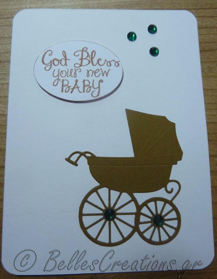 BellesCreations.gr: New baby