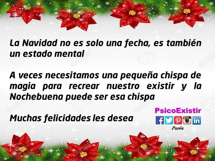 Muchas felicidades les deseamos PsicoExistir Veracruz en estas fechas y todos los días del año a nuestros pacientes, clientes y amigos en general que han confiado en nosotros su Desarrollo como Personas y como Capital Humano.  #Felicidades en esta #Nochebuena y #Navidad 2017 #FelicidadProductiva #MétodoPurón