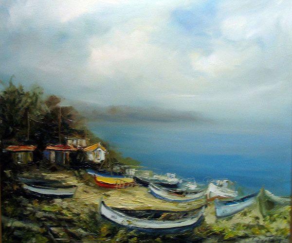 The fishing village - Krapetz Рибарското селище - Крапец 2003
