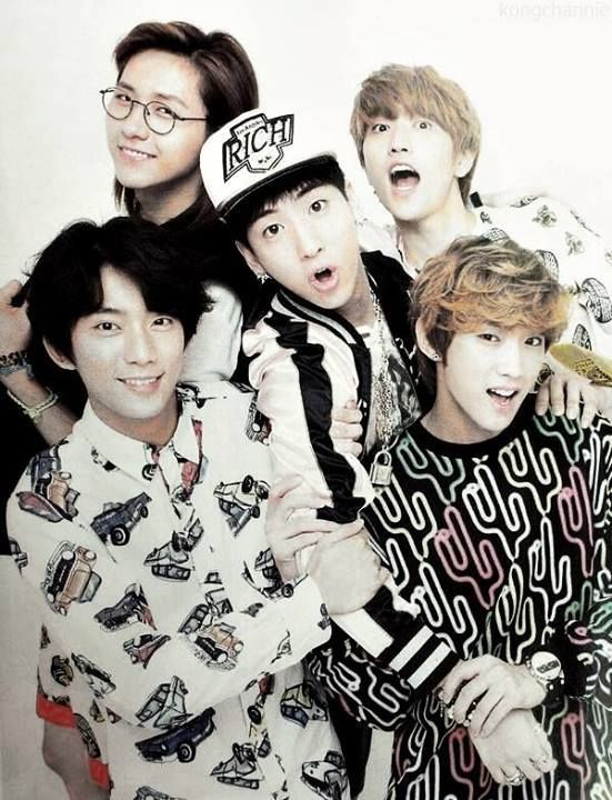 1000+ images about B1A4!! (^ ~ ^) on Pinterest ... B1a4 Names