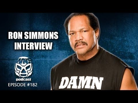 Ron Simmons On Being The First Black World Champion And More - StillRealToUs.com