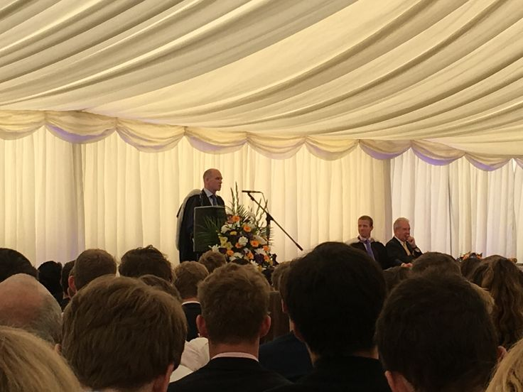 Mr Windsor's speech at Prize Giving 2016