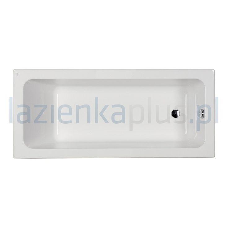 Wanna prostokątna 160 x 70 cm Koło Modo XWP1160 - wyposażenie łazienek - Lazienkaplus.pl 524zł