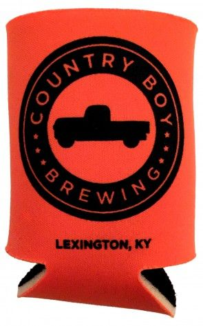 Country Boy Brewing Koozie- Lexington, KY