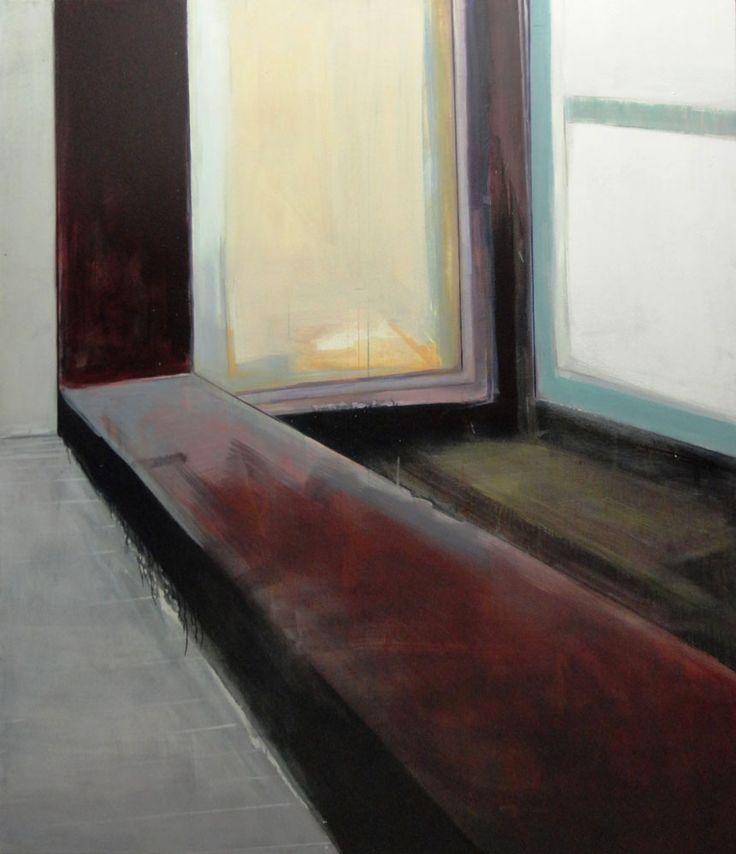 Untitled: Roof Detail 1, Browns by Nicole Miseer