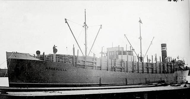 MÅKEFJELL - Ships Nostalgia Gallery   Steamships in 2019