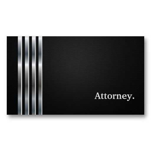 23 best law student business cards images on pinterest business attorney professional black silver business card template reheart Choice Image