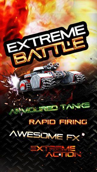EXTREME BATTLE - AMAZING FUTURISTIC TANK GAME