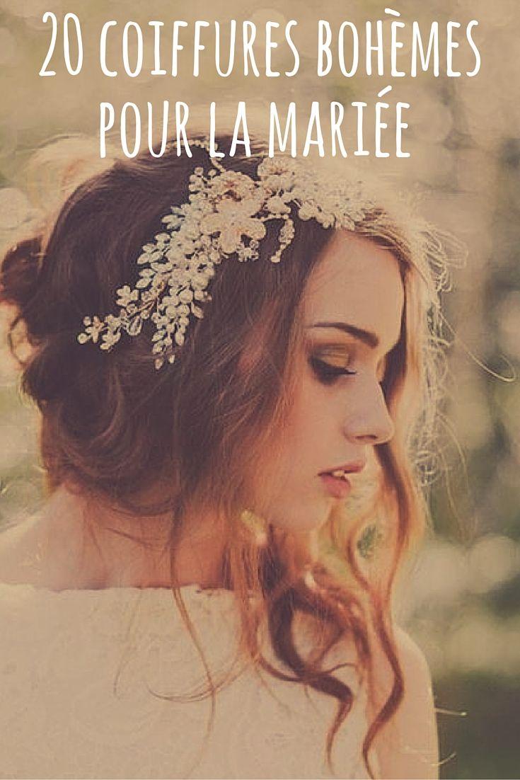 Chignon, tresse ou encore cheveux lâchés, quelle coiffure de mariée pour vous ? Inspirez-vous de nos 50 idées de coiffures mariage pour cheveux longs.