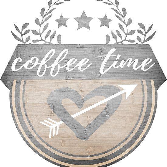 #Coffee #time #design #on #mug #tshirt #redbubble