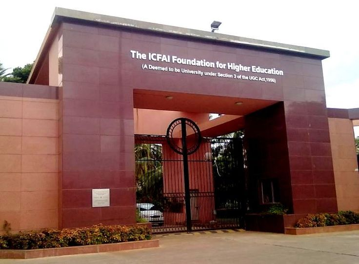ICFAI University Panel discussion on Union Budget Press Release