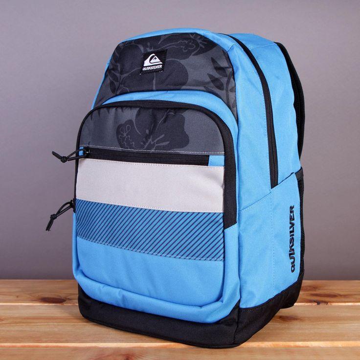 Plecak szkolny Quiksilver Schoolie Caspian / www.brandsplanet.pl / #quiksilver