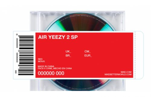 """Kanye West Giving Away 50 Pair of """"Red October"""" Nike Air Yeezy 2's"""