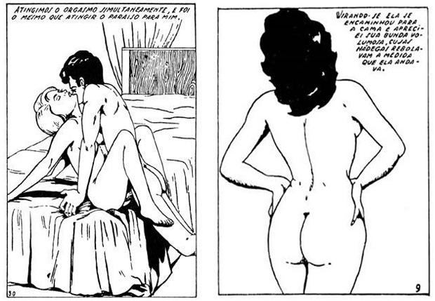Quadrinhos Adultos, conhece?: Quadrinho Adulto, Quadrinhos Adultos