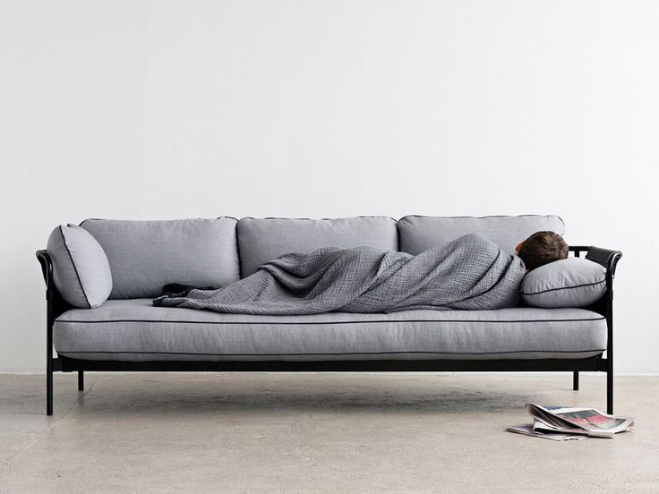 Can sofa, a customisable self-assembly design that can be put together by any amateur at home
