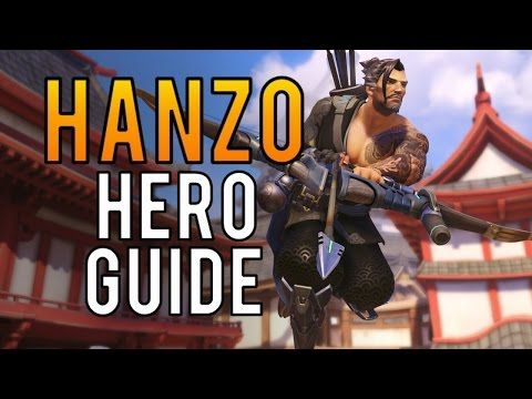 Overwatch Hanzo Guide | Overwatch Hero Guide - http://freetoplaymmorpgs.com/overwatch-online/overwatch-hanzo-guide-overwatch-hero-guide
