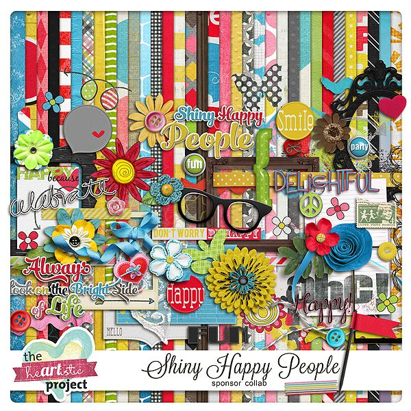 FREEBIE available at The Heartistic Project   http://theheartisticproject.com/blog/shiny-happy-people-sponsors-collaboration-kit/