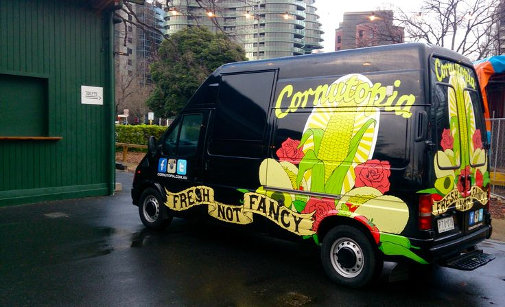 The finest #foodtrucks are arriving @Village Melbourne in the #villagegarden for #trailerpark