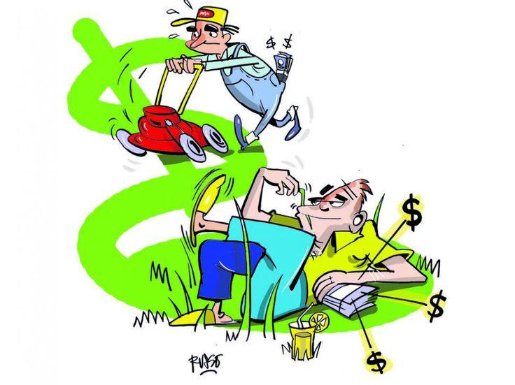 #Si te sobra plata, la mejor inversión es comprar tiempo - La Gaceta Tucumán: La Gaceta Tucumán Si te sobra plata, la mejor inversión es…