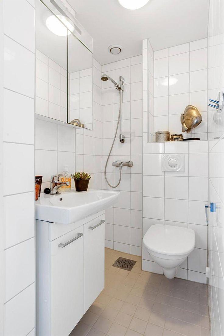 decoracao micro banheiros : +1000 ideias sobre Pequenos Meio Banheiros no Pinterest ...
