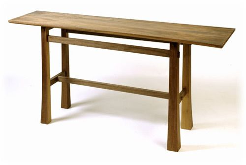 Krenov (style) Table