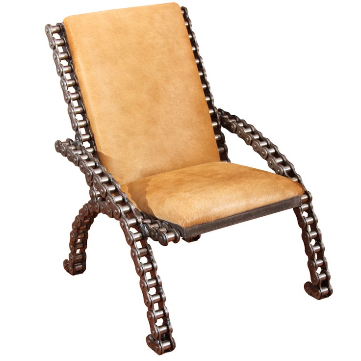 Custom Roller Chain Chair