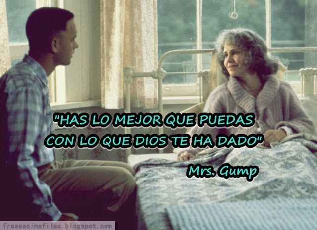 Frases de cine y de cineastas: Forrest Gump