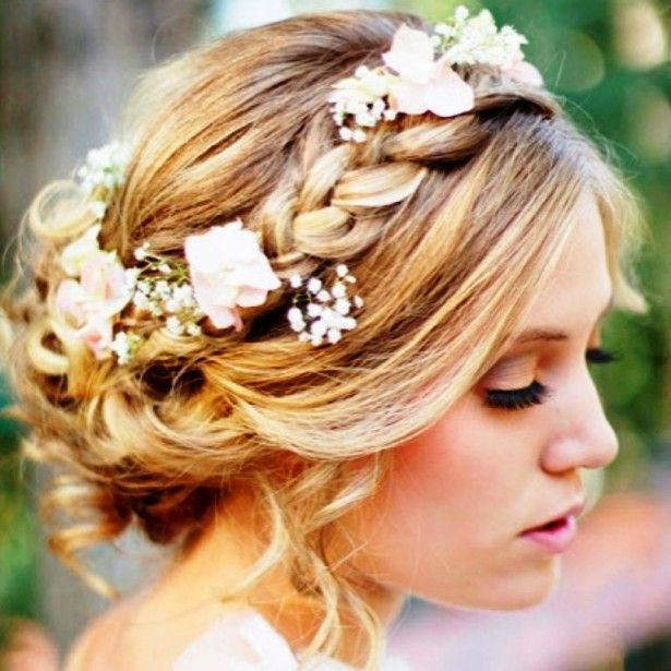Excellent 1000 Ideas About Casual Wedding Hairstyles On Pinterest Hairstyle Inspiration Daily Dogsangcom