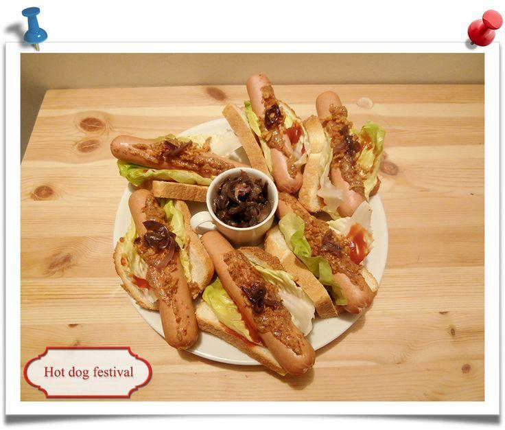 Imparare l'Arte della Cucina Quotidiana: Hot dog Festival