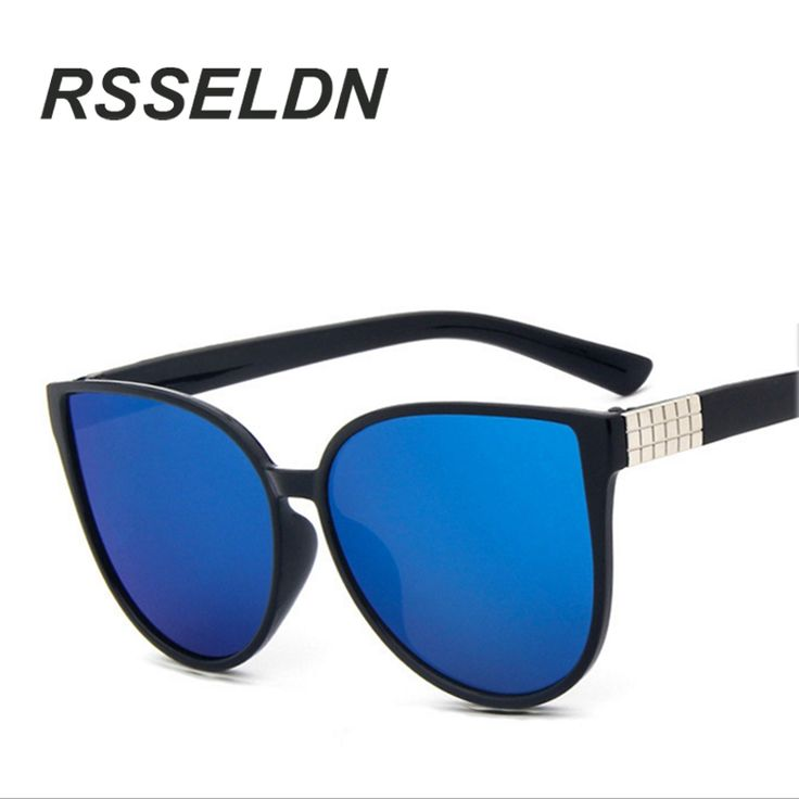 RSSELDN New Fashion Iady Cat's Eye sunglasses Classic High-end Plastic Frame Design UV400 High-end Brands Men's Sunglasses 15939 #clothing,#shoes,#jewelry,#women,#men,#hats,#watches,#belts,#fashion,#style
