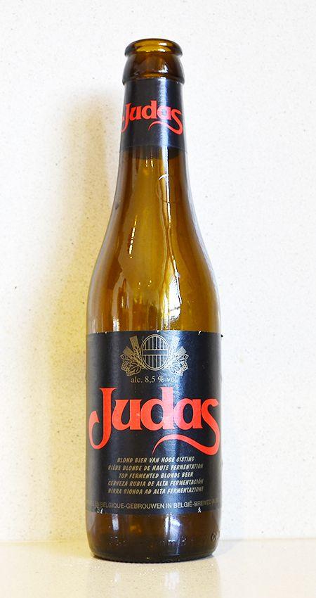 Judas - Rubia alta fermentacion - 8,5º - Alken . Belgium