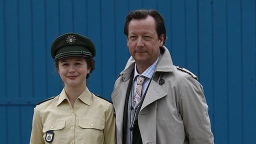 #Polizeiruf Team München: Anna Maria Sturm und Matthias Brandt