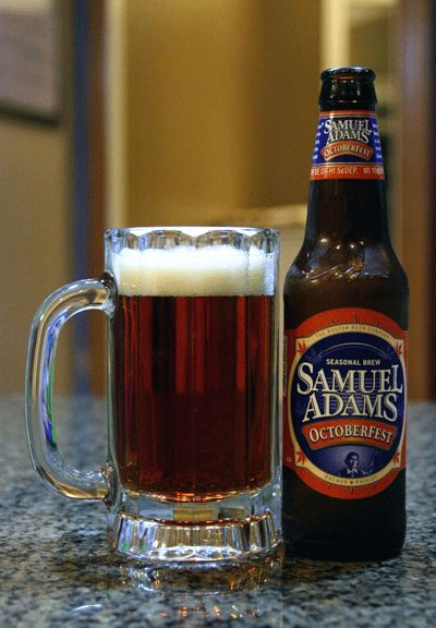 Nom XX Samuel Adams Octoberfest  Boston Beer Company (Samuel Adams) Märzen / Oktoberfest 5.30 (4)