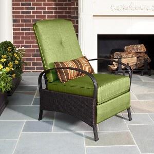 La Z Boy® Patio Recliner Chair   Green