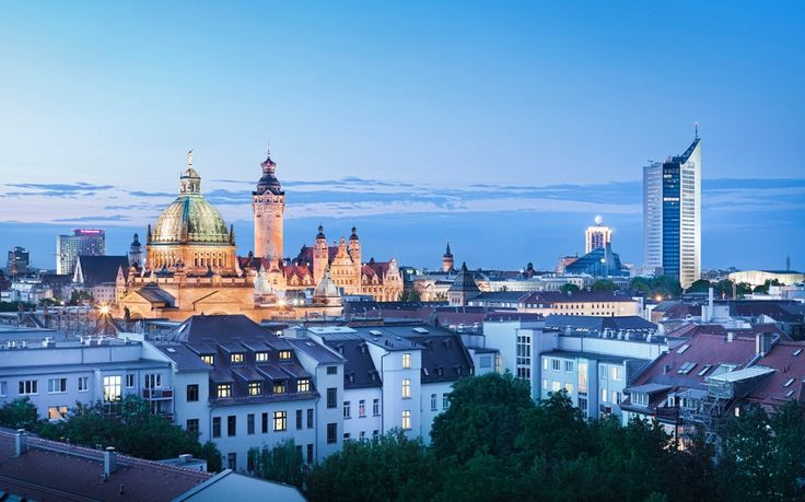 Leipzig, Germany - Best Places to Travel in 2015 | Travel + Leisure add on to a Berlin trip