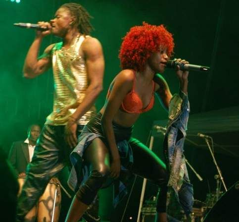 GOTv might get sued by Pallaso and Sheebah Karungi for using their hit song 'Go Down Low' to promote their brand without the singers' permission.