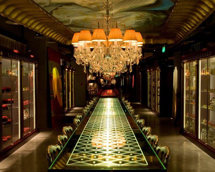 LAN Club . Beijing . China