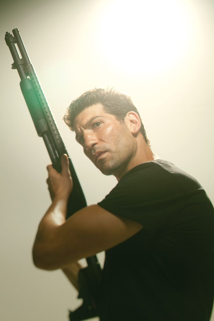 Jon Bernthal - Even for a guy who sleeps with his best friend's wife he's still hot in my book.
