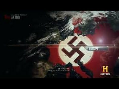 World War 2 from space HD