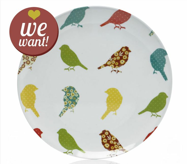 Melamine Side Plate C&er @ Wilkos £1.50. Picnic PlatesVw ...  sc 1 st  Pinterest & 129 best CWS ⛺ Stylish PicNic \u0026 Tableware images on Pinterest ...