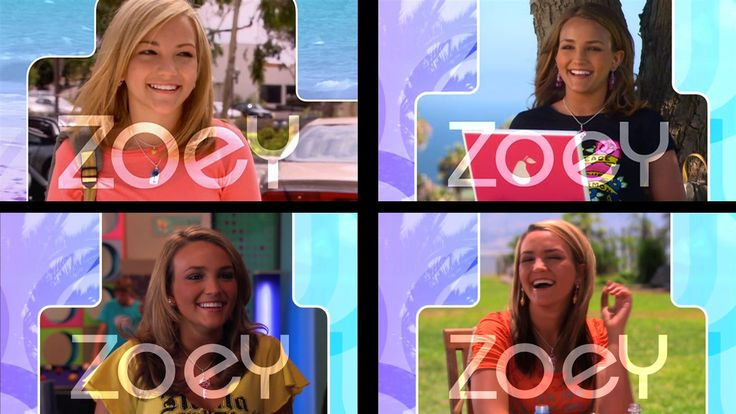 ZoeY 101, Opening Season 1, 2, 3 & 4 HD. do you remember this ?