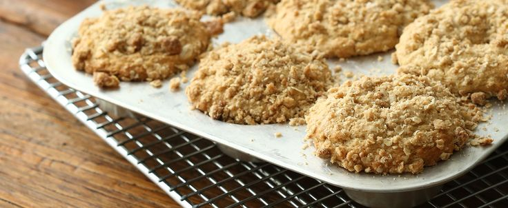Quaker's Best Oatmeal Muffins from Quaker®