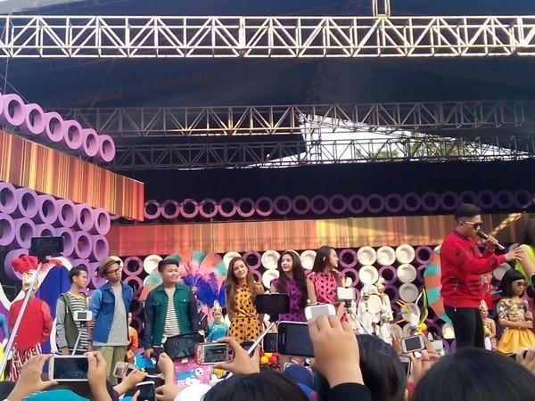 Cjr & Winxs at @Inbox