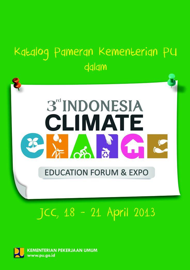Cover Katalog Climate Change 2013