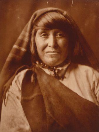 Native American Women | Native American Acoma Woman