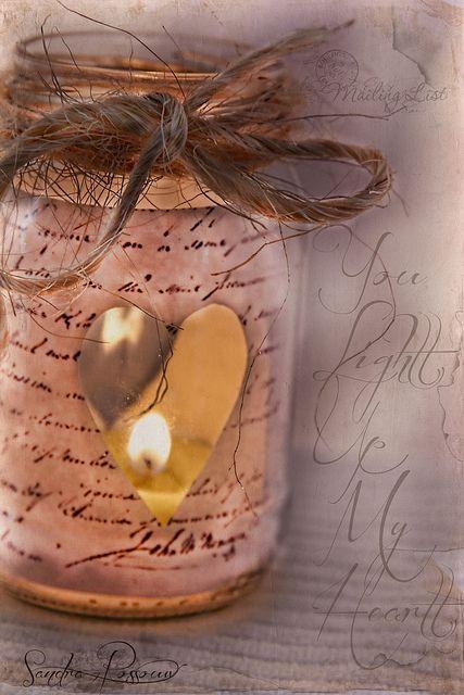 Lanterna romantica fai da te idee regalo fai da te for Idee regalo doors