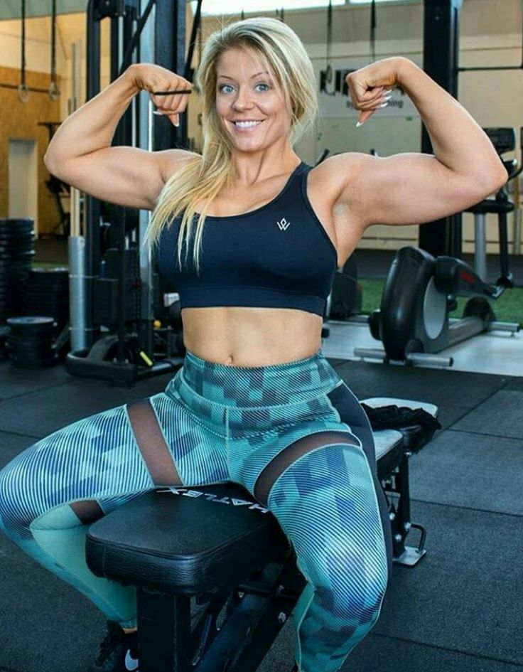 Miasand Missmiafit Blonde Curves Beautiful Fitnessmodel Denmark Blueeyes Gym Mia Fit Fit Women Fitness Models