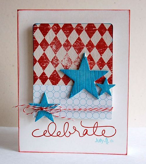 72 Best Images About 4th Of July Cards On Pinterest