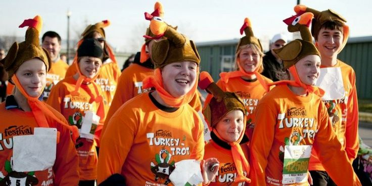 Festival Foods Turkey Trot | Travel Wisconsin November 28th 2013 Appleton