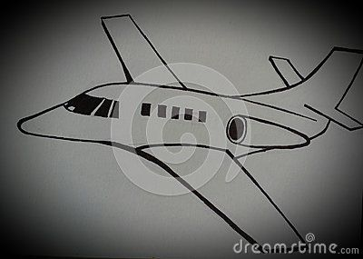 Retro Airplane Illustration - Download From Over 56 Million High Quality Stock Photos, Images, Vectors. Sign up for FREE today. Image: 88600483